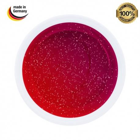 Gel UV Love Effect Thermo Red-Red Violet Metallic 5g