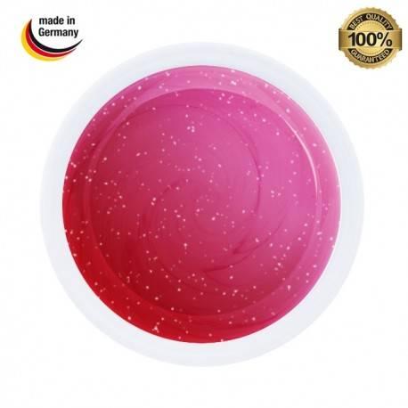 Gel UV Love Effect Thermo Red-Magenta Metallic 5g