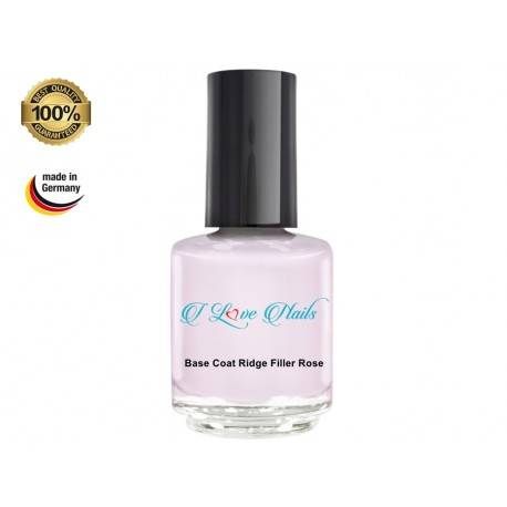 Base Coat Ridge Filler Rose 15 ml
