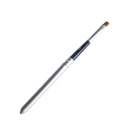 Pensula in Unghi Inclinat cu Capac 205