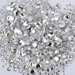 Cristale Unghii Tip Swarovski - Mix Marimi