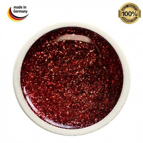 Effect Mirror Chrome Red 5g