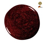 Gel UV Love Effect Classic Glitter Bordeaux 5g