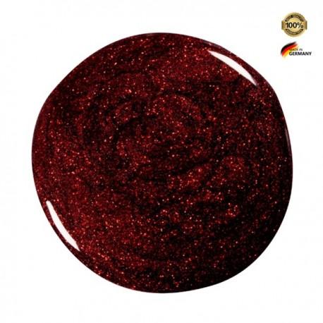 Gel UV Love Effect Classic Glitter Bordeaux 5g