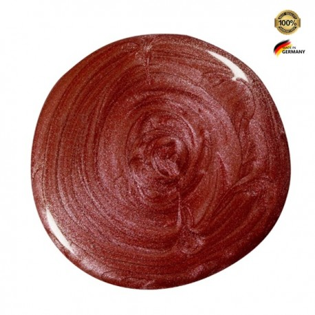 Gel UV Love Effect Extreme Glimmer Red 5g