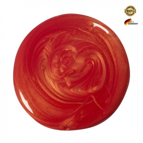 Gel UV Love Effect Metallic Red 5g